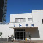 外観です。千葉県八千代市、村上団地の中にあります。